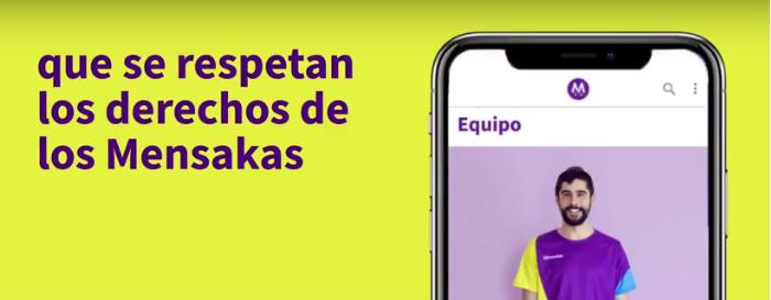 Mensakas, una app gestita direttamente dai lavoratori
