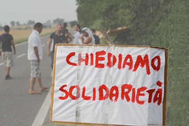 Castelnuovo Scrivia, i braccianti sfruttati minacciati da una richiesta danni