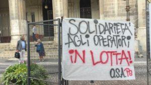 Perugia, il riscatto degli operatori sociali