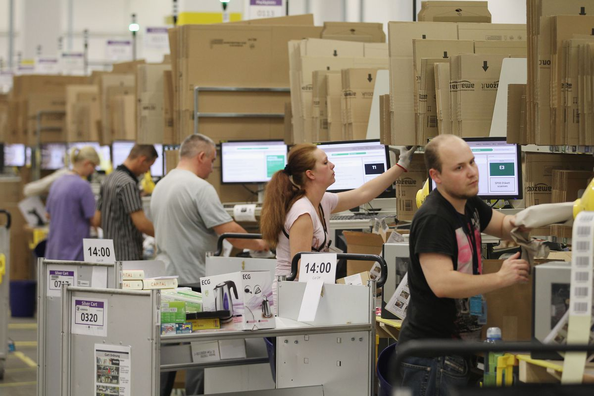 L'onnipotente algoritmo di Amazon? Non è applicabile in Italia