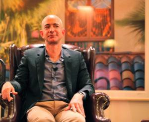 La casa di Jeff Bezos non è la mia casa