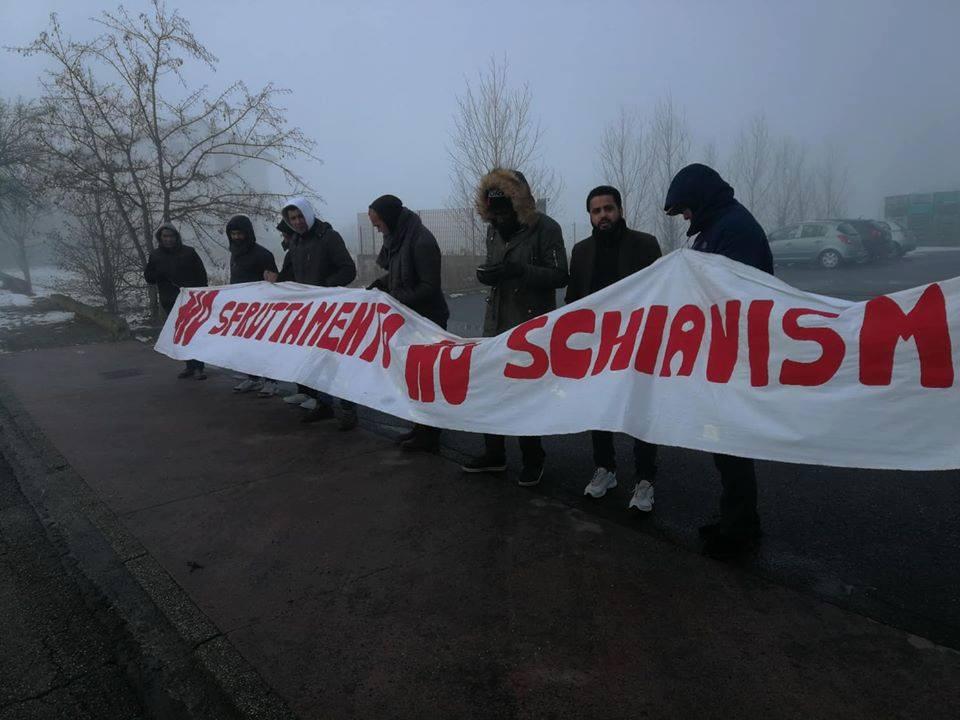 Continua lo sciopero a oltranza dei braccianti di Guazzora